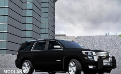 Chevrolet Tahoe LTZ 2015 [1.5.5], 4 photo